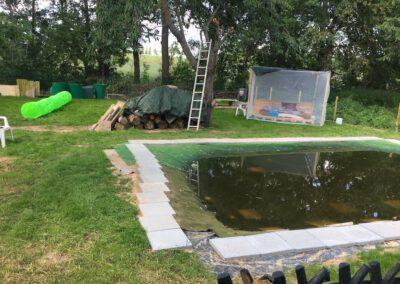 Gartengestaltung Hundepension Hundephysio Wilsdruff