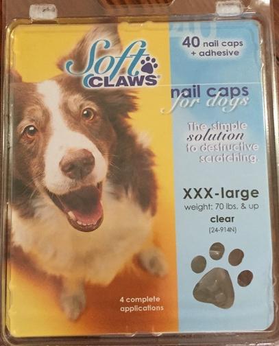 Soft Claws Kralleschutz für Hunde Hundephysiotherapie Zauberhunde Praxis für Hunde